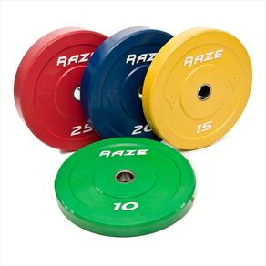 RAZE Premium Series Solid Rubber Plate Set (pair of each)