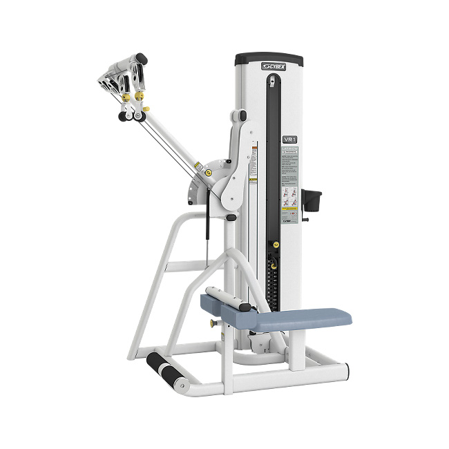 Cybex VR1 Dual Lat Row - Light Wgt Stack