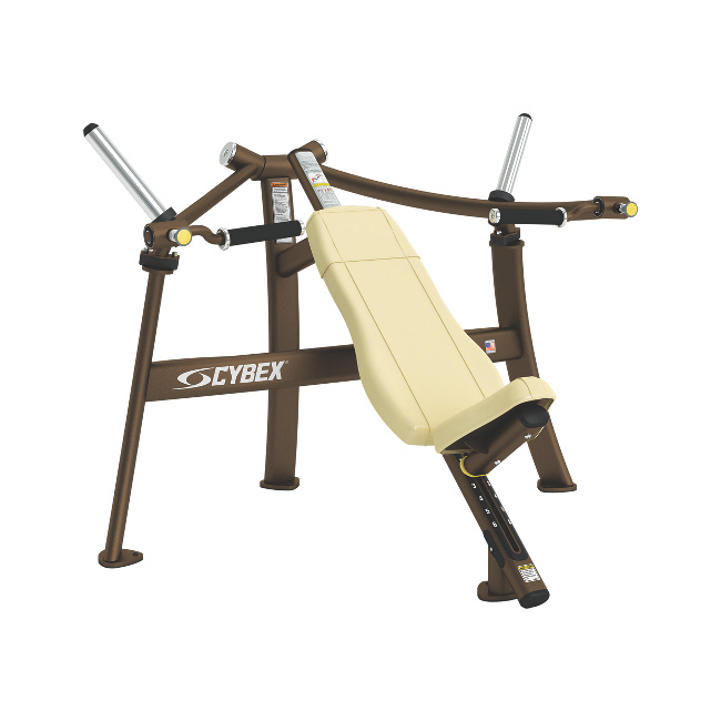 Cybex Plate Loaded Incline Press