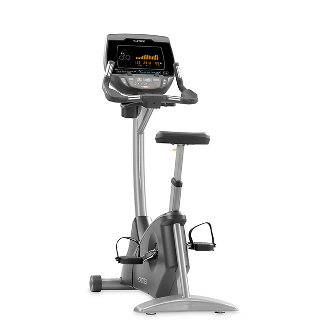 Cybex 625C Upright Cycle with E3