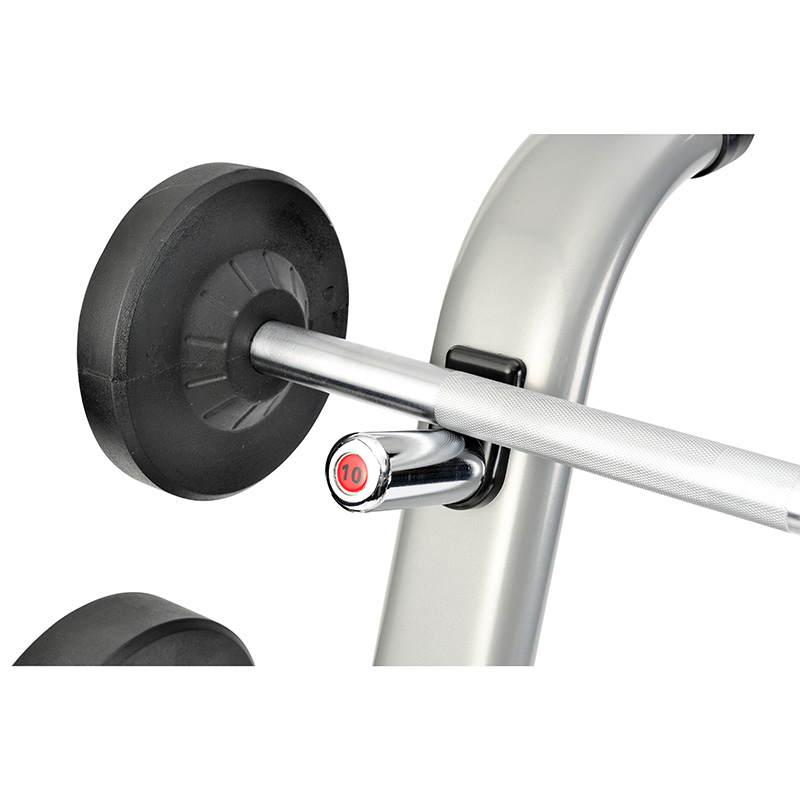 York Pro Style Barbell Rack (For 4 Barbells)