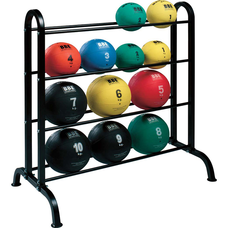 Horizontal Medicine Ball  Storage Rack (Holds up to 20 Med balls 1-5kg, 6-10kg up to 12)