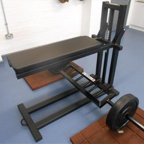 A-Unit Prone Row Bench with Ladder Bar 1116.00 GBP