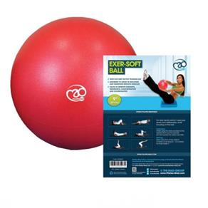 9'' Exer-Soft Ball - Red 6.49 GBP