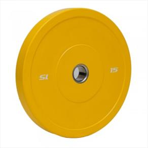 RAZE 15kg 'R-Sport' Solid Rubber Plate - Yellow *CLICK HERE*