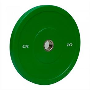 RAZE 10kg 'R-Sport' Solid Rubber Plate - Green *CLICK HERE*
