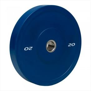RAZE 20kg 'R-Sport' Solid Rubber Plate - Blue *CLICK HERE*