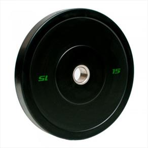 RAZE 15kg 'R-Sport' Solid Rubber Plate - Black *CLICK HERE*
