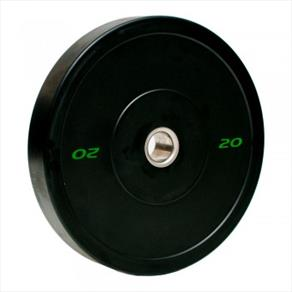 RAZE 20kg 'R-Sport' Solid Rubber Plate - Black *CLICK HERE*