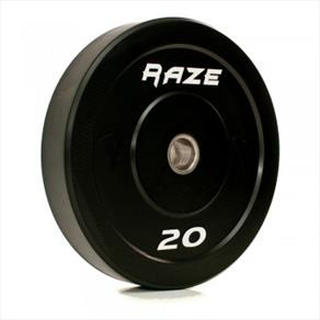 RAZE 20kg 'Black Series' Solid Rubber Plate *CLICK HERE*