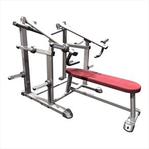A-Unit ISO-Lever Plate Loaded Chest Press  *CLICK HERE*