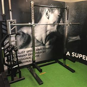 A-Unit Strength Rack