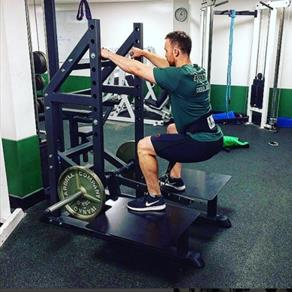 A-Unit Lever Belt Squat  *CLICK HERE*