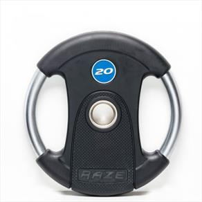 RAZE 20kg Rubber Grip Plate *CLICK HERE*