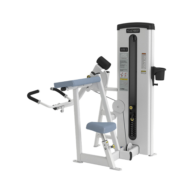Cybex VR1 Arm Curl - Fixed Arm