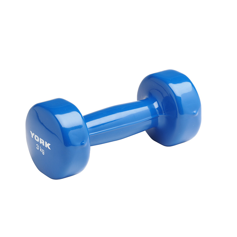 York 1 x 3kg Fitbell (Blue) *CLICK HERE*