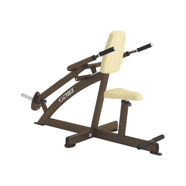 Cybex Plate Loaded Triceps Press