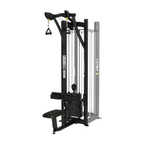 Cybex Jungle Gym Dual Handle Lat Pull