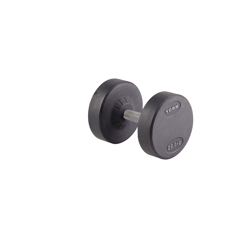 York 1 x 22.5kg Pro-Style Dumbbell *CLICK HERE*