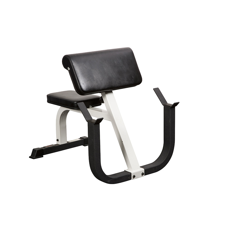 York FTS Seated Preacher Curl *CLICK HERE*