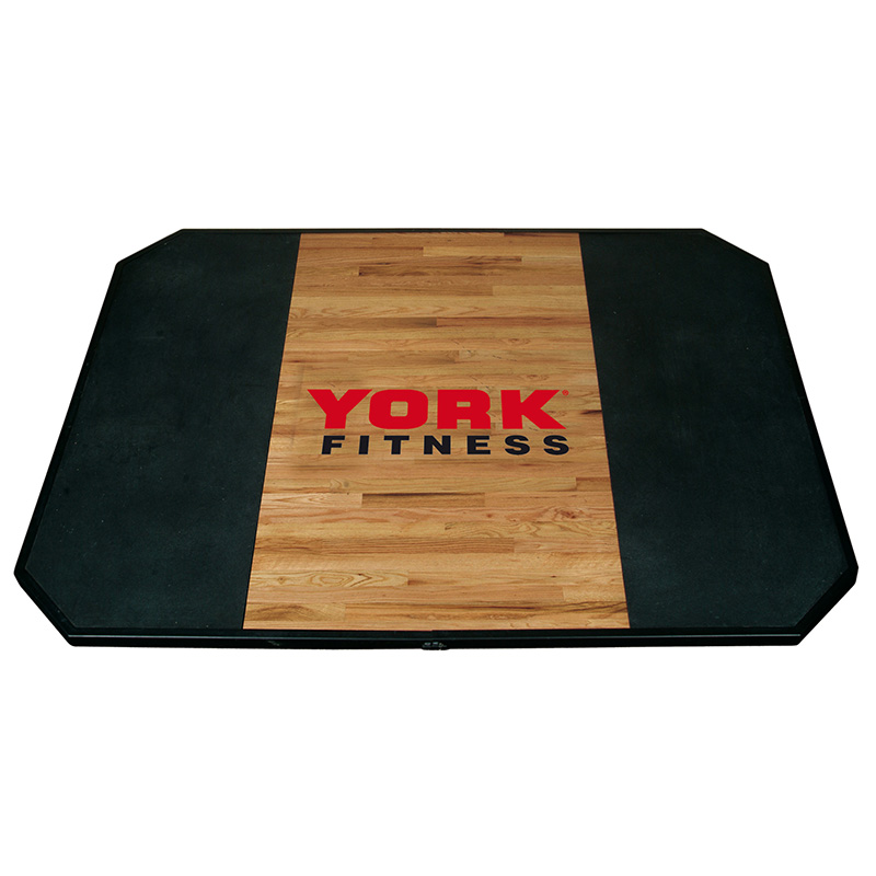 York Oak 8' X 6' Free Standing Lifting Platform