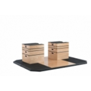 "York STS Stackable Technique (Jerk) Box Set (2 x 3"", 2 x 6"", 2 x 12"", 2 x Scooped)  *CLICK HERE*"