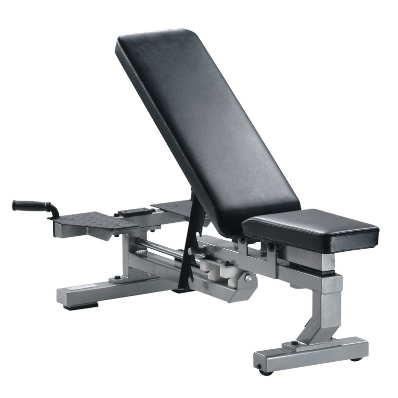 York STS Multi-Functional Bench (Fits all Racks, requires bench stringer on Power Rack)