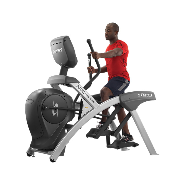 Cybex 625AT Total Body Arc Trainer 800Mhz