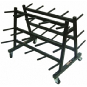 York Steel Mobile Aerobic Rack with wheels (Stores up to 20 x 1170 and 20 x 1174)  *CLICK HERE*