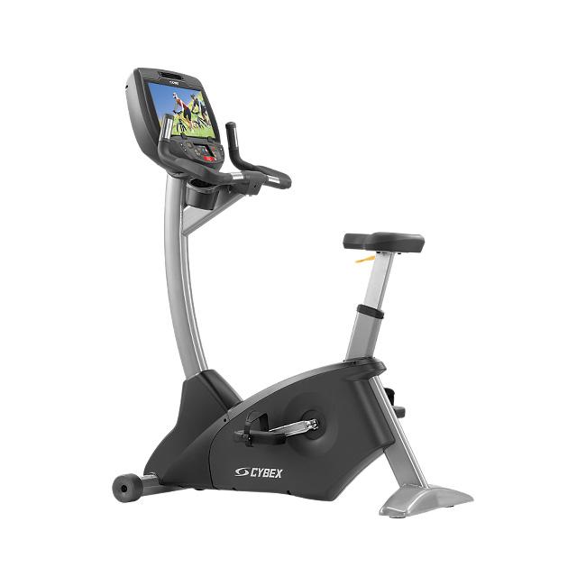 Cybex 770C Upright Cycle w/E3