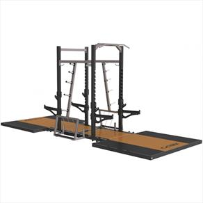Cybex Big Iron Platform - use for Combo Rack