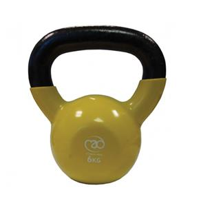 6kg Kettlebell - Yellow *Click here*
