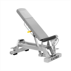 Cybex Big Iron Adjustable Dumbbell Bench - Non-locking
