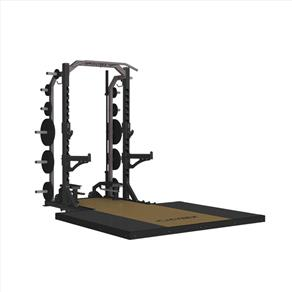 Cybex Big Iron Platform - use for Half Rack