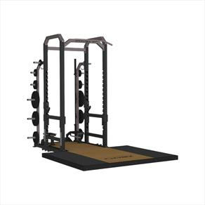 Cybex Big Iron Platform - use for Multi/Power Rack