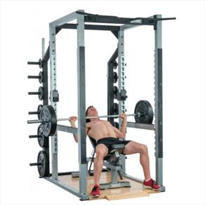 York STS Power Rack Package (inc 1 x Power Rack, 1 x 8' x 6' Lifting Platform, 1 x Insert)  *CLICK HERE*