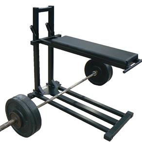 A-Unit Prone Row Bench  *CLICK HERE*