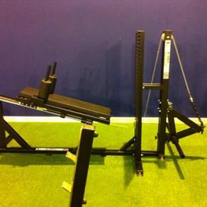 Ex LCFC Reconditioned Shuttle Leg Press 1st Edition *CLICK HERE*