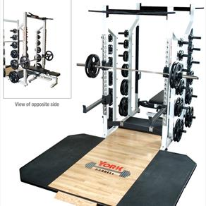 York STS Double Half Rack  *CLICK HERE*